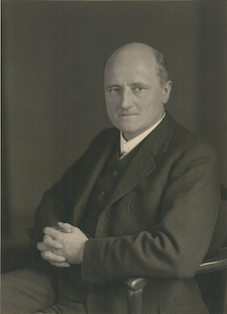 J. M. Creed. By permission of the Master and Fellows of St John's College, Cambridge