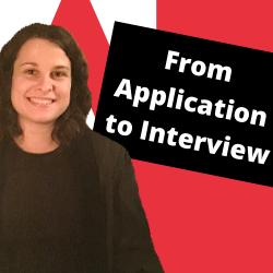 Dr James Gardom Application to Interview talk