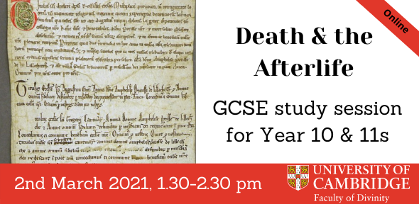 The Mortuary Roll and Death and the Afterlife Study Session