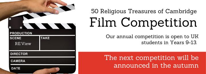50 Religious Treasures Film competition