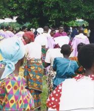 RID 19/2/9 Anglican church centenary celebrations, Boga, Zaire, 1996