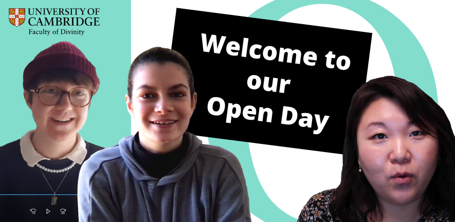 Theology, Religion & Philosophy of Religion Open Day