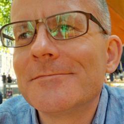 Dr Justin  Meggitt