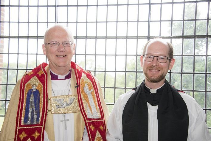 Dr Andrew Davison made Canon Philosopher