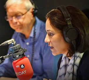 Dr Beth Singler Discusses 'The Rise of the Robots' on BBC Radio 4