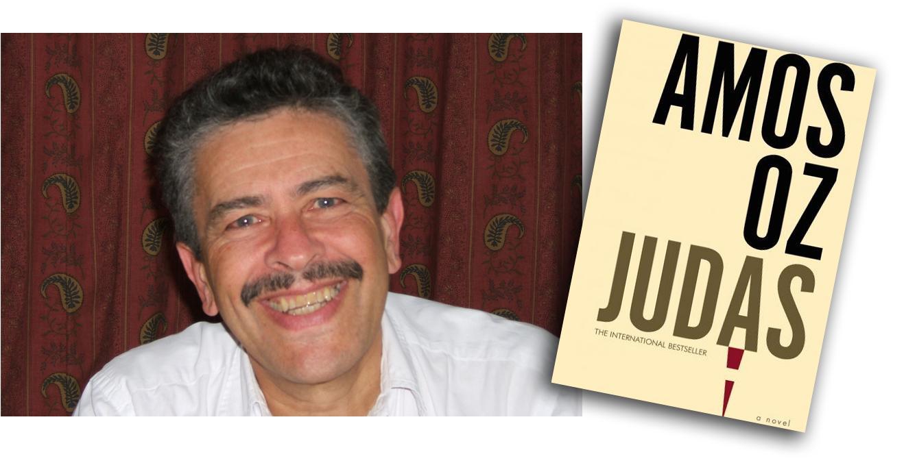 Nicholas de Lange's translation of Amos Oz's Novel Judas shortlisted for Man Booker International Prize