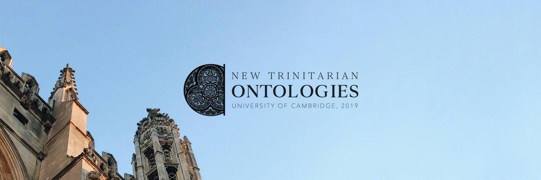 Schedule for the New Trinitarian Ontologies Conference