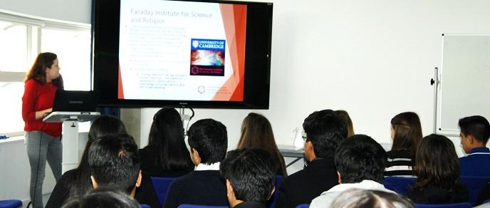 Year 10 students visit Faculty